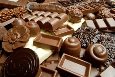 انواع الشوكولاته بالصور