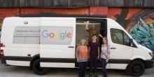 جوجل تطلق مختبر أبحاث متنقل في شوارع الولايات المتحدة