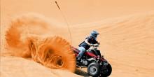 تعرف على عقوبة مخالفات دراجات الدفع الرباعي في دبي