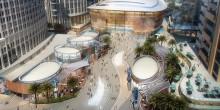 بالفيديو: مراحل بناء مشروع أوبرا دبي