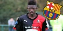 برشلونة يخطط لضم عثمان ديمبلى