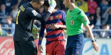 بالصور والفيديو: فياريال يخطف نقطة من برشلونة بتعادل إيجابي