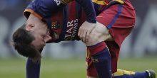 ليونيل ميسي يعود للمشاركة مع برشلونة أمام ديبورتيفو ألافيس