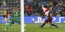 بالفيديو والصور: الآرسنال خارج الأبطال بخسارة أمام برشلونة