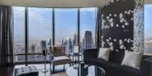 شقة فاخرة للإيجار في برج خليفة مقابل 490 ألف درهم