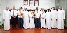 طلاب إماراتيون يفوزون بالمركز الأول في مسابقة الخليج للبرمجة 2016