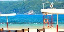 سايير آلطنكوم شاطئ جذب للسيدات فقط في أسطنبول