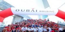 المراثون العمودي في دبي 2016