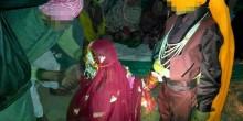 بالصور: حفل زفاف سري لبنات صغيرات بالهند