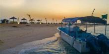بالصور: أحبار أول جزيرة سعودية سياحية بالمملكة