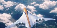 بالصور: طائرة المستقبل تتسع لـ 1000 راكب