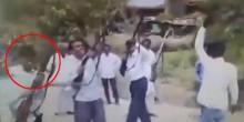 بالفيديو: حفل زواج يتحول إلى حزن بعد مقتل والد العريس
