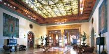 بالصور: جولة داخل فندق ريجنسي بفلورنسا