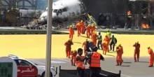 بالفيديو: طريقة استجابة الفرق المختصة لإحدى حالات الطوارىء في الإمارات