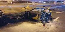 وفاة ثلاثة أشخاص في حادث انقسام فيراري