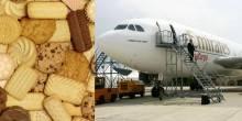 طيران الإمارات تحل مشكلة البسكويت في بريطانيا