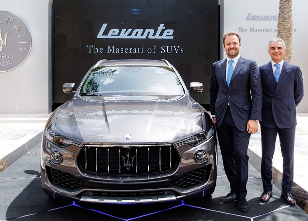 Maserati_Levante_launch