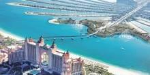 دبي مدينة جزر النخيل