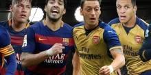 تقرير – ماذا تعلمنا من سقوط آرسنال أمام برشلونة في دوري الأبطال