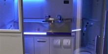 بوينغ تنوي تزويد طائراتها بمراحيض ذكية