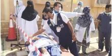 حريق افتراضي بالسعودية يسفر عن وفاة شخص وإصابة 10
