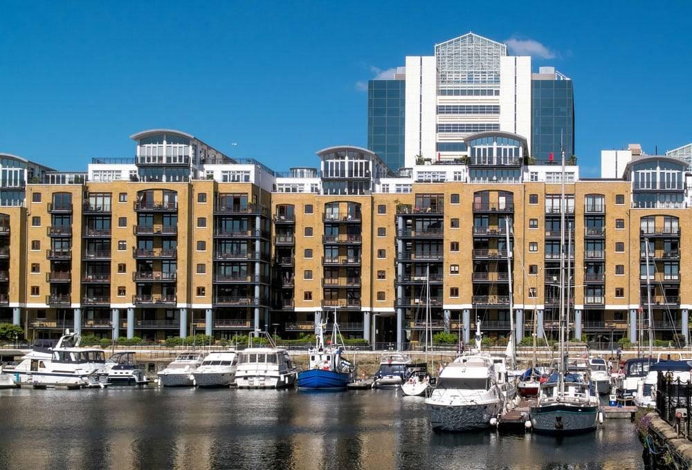 st-katherines-dock-london
