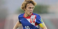 برشلونة يفكر في إستمرار إعارة اللاعب الشاب ألين خليلوفيتش