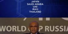 مواجهات نارية للإمارات والسعودية في قرعة المرحله الاخيره من تصفيات كأس العالم 2018