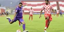 بالفيديو: الفجيرة ينتفض ويهدي الأهلي لقب الدوري