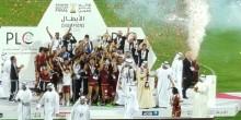 بالفيديو: الوحدة بطل كأس الخليج العربي