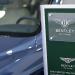 """افتتاح أكبر صالة عرض لشركة السيارات """"بنتلي"""" قريبًا في دبي"""