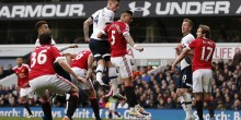 بالفيديو والصور: مانشستر يونايتد يسقط بقوة أمام توتنهام في البريميرليج