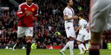 بالفيديو والصور: مانشستر يونايتد يعبر بسلام من كريستال بالاس