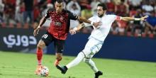بالفيديو: الأهلي بطل الدوري يتعادل مع بني ياس في يوم التتويج