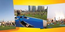 5 مواقع مثالية لممارسة الرياضة في الهواء الطلق بدبي