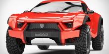 """بالفيديو: سيارة """"زاروق"""" للبيع في الإمارات مقابل 450 ألف درهم"""