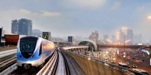نجاح باهر و أرقام قياسية جديدة يحققها مترو دبي