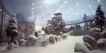 سكي دبي ينظم أضخم معركة قتال بكرات الثلج في الشرق الأوسط