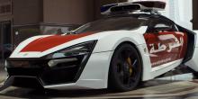 سيارات شرطة ذكية في شوارع الإمارات بحلول معرض إكسبو 2020
