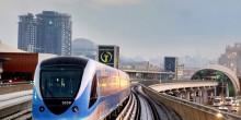 بالفيديو: تمديد مسار الخط الأحمر لمترو دبي إلى موقع إكسبو 2020