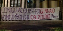 جماهير فيورنتينا ينظمون وقفه احتجاجيه ضد إدارة النادي