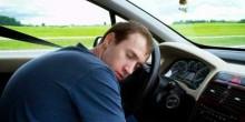 كم تدوم مدة الإستراحة التي يقوم بها السائق المتعب