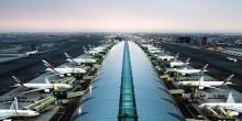 استيفاء رسم مقداره 35 درهمًا من كل مسافر مقابل استخدام مرافق مطارات دبي