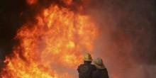"""تجهيز """"مقطورة"""" خاصة لرجال الإطفاء في دبي"""