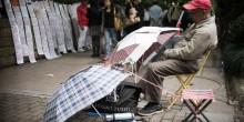 سوق غريب في شنغهاي بالصين بضاعته من الناس!