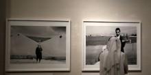 معرض يصور معاناة لاجئين سوريين بدبي