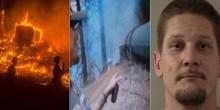 السجن 20 سنة لصاحب فيديو سيلفي حرائق كاليفورنيا
