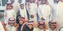 شاهد بالفيديو زفاف أصغر طالب سعودي ومعلميه من المدعوين