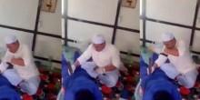 بالفيديو: شاهد كيف يعالج هذا الرجل مرضى العمود الفقري!