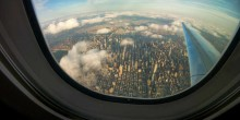 من شبابيك الطائرات ننقل لكم متعة مشاهدة أجمل المطارات